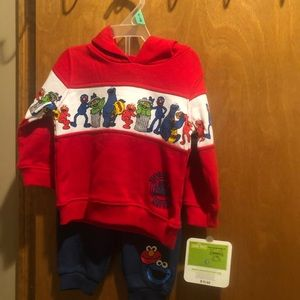7a17b130f ... infant clothing Boys 6-9 month sweatshirt and pants ...